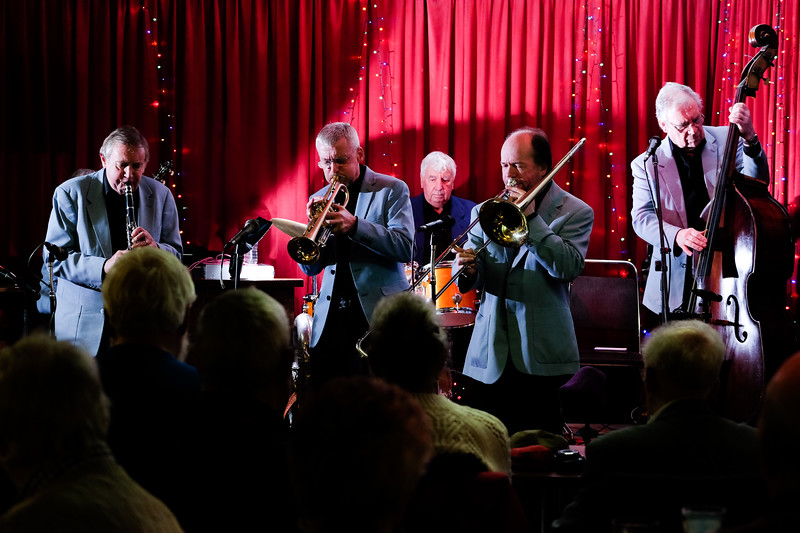 The Chicago Teddy Bears Society Jazz Band