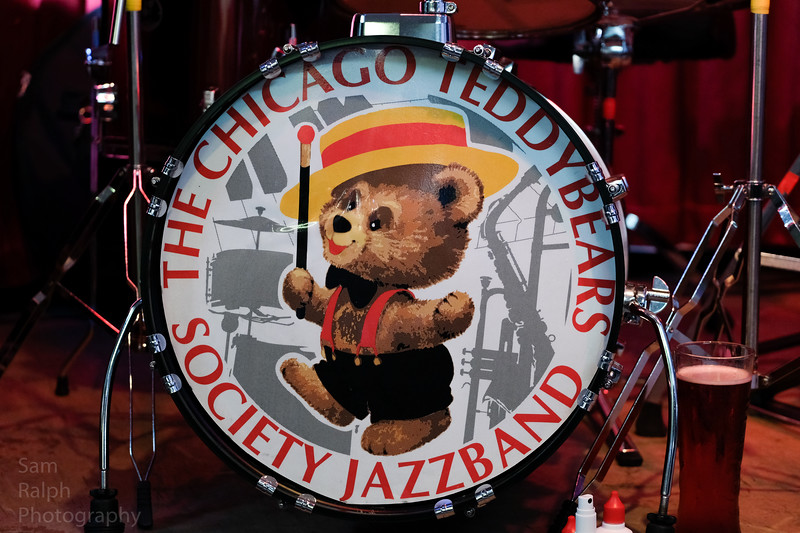 Chicago Teddy Bears Society Jazz Band
