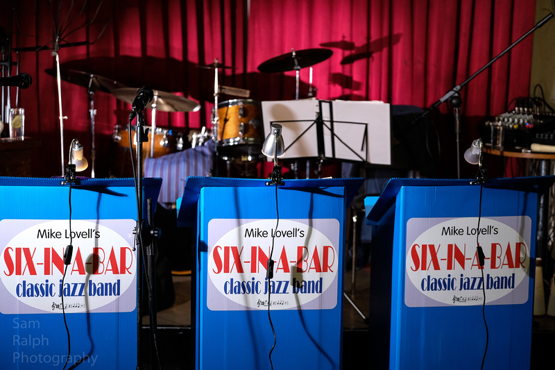 Mike Lovell's Six in One Jazz Band