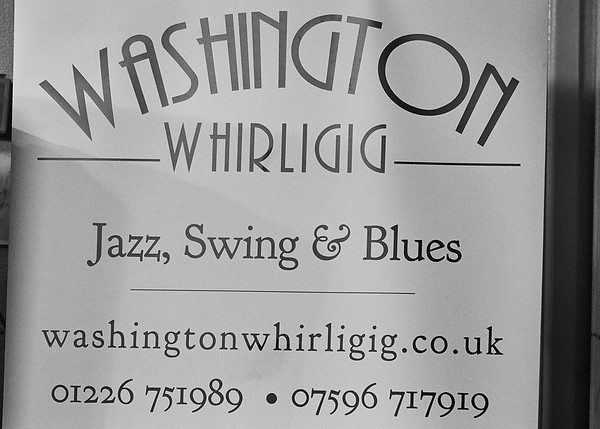 Washington Whirligig Jazz band