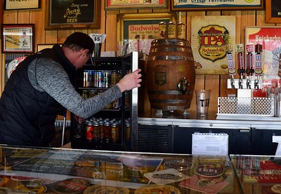 Mike Plez,  founder of Rochester Mills Beer Co., at the Rochester Mills Production Brewery & Taproom, 3275 West Lapeer Road in Auburn Hills on Thursday, March 23, 2017.