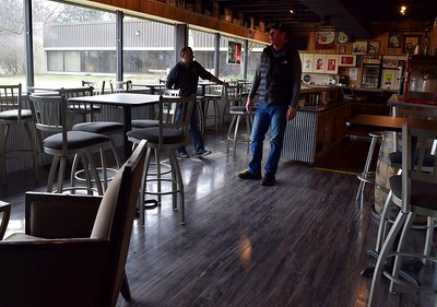 Inside the Rochester Mills Production Brewery & Taproom, 3275 West Lapeer Road in Auburn Hills on Thursday, March 23, 2017.