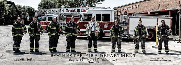 Rochester (NY) Fire Department