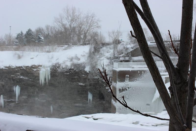 High Falls Winter