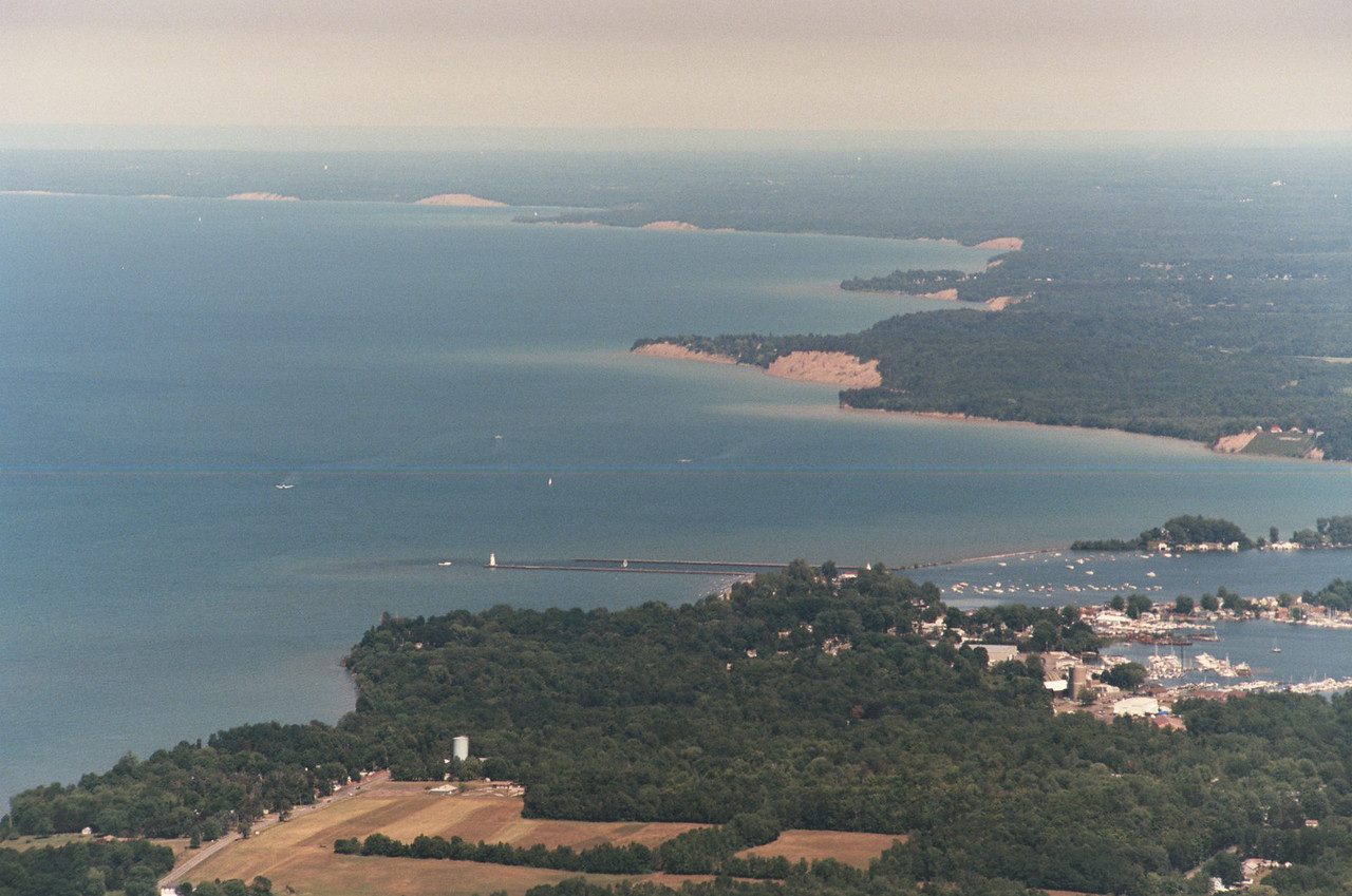 Sodus Bay & Lake Ontario