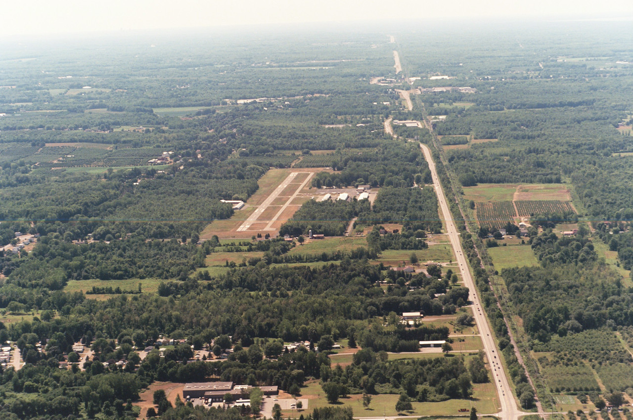 Sodus airport