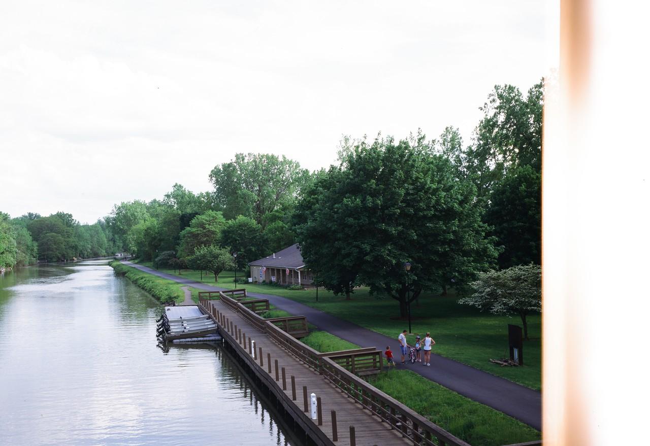 Erie Canal, Fairport