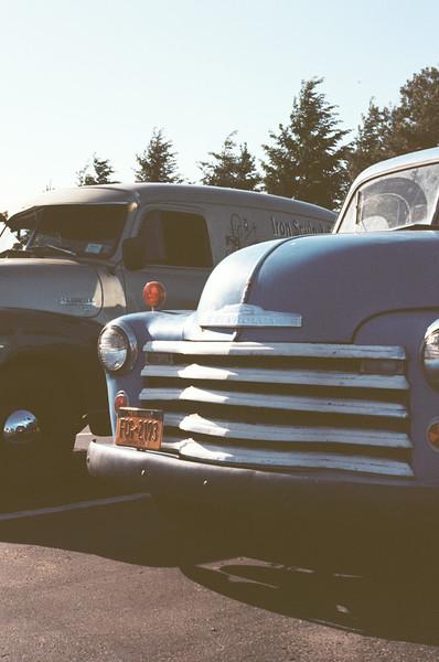 Random car show!