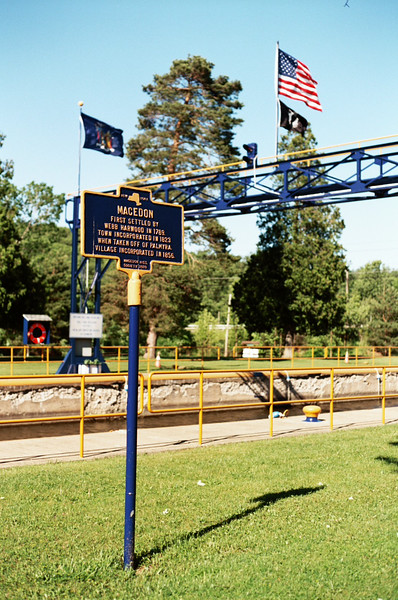 Lock 30 on the Erie Canal