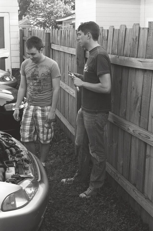 Patrick & Jason