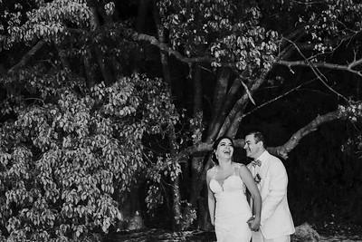 Rocio & Julio Playa Hermosa Wedding