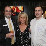 Matt, Debbie and Matthew Stein.