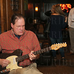 Mark Stein provided the musical entertainment.