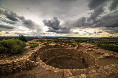 Escalante Pueblo Kiva
