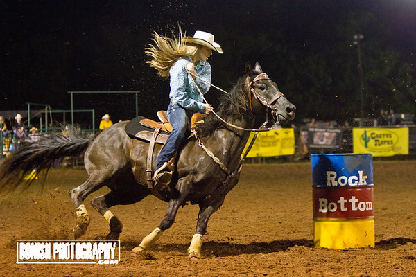 Rock Bottom Barrel Racing