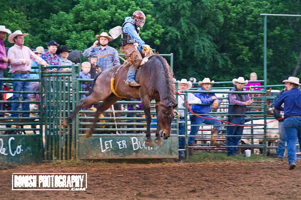 Rock Bottom Bronc Riding 2016