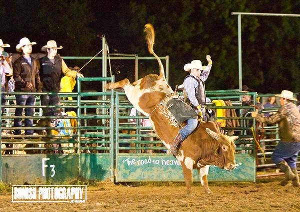 Rock Bottom Bull Riding
