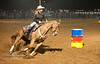 Barrel Racing at Rock Bottom - Photo by Cindy Bonish (1)