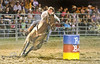 Barrel Racing at Rock Bottom - Photo by Pat Bonish (1)