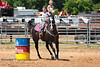 Never Too Young to Barrel Race - Rock Bottom - Photo by Pat Bonish