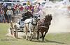 Stray One Ranch Buck Board - Rock Bottom Chuck Wagon Races - Photo by Pat Bonish