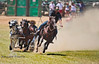 Stray One Ranch - Rock Bottom Chuck Wagon Races - Photo by Pat Bonish