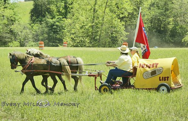 Rock Bottom Chuck Wagon Races Day 2 - 2007 - Arkansas