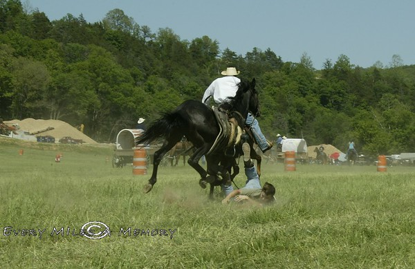Rock Bottom Team Roping & Ranch Rodeo 2007