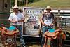 2nd Place Pasture Roping Winners - Rock Bottom - Photo by Pat Bonish