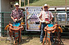 1st Place Pasture Roping Winners - Rock Bottom - Photo by Pat Bonish