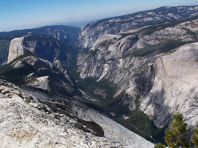 Another view of Yosemite Valley.