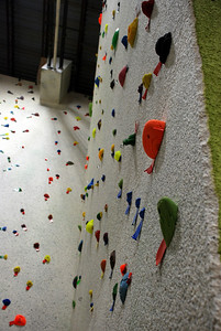 City Rock Climbing Gym