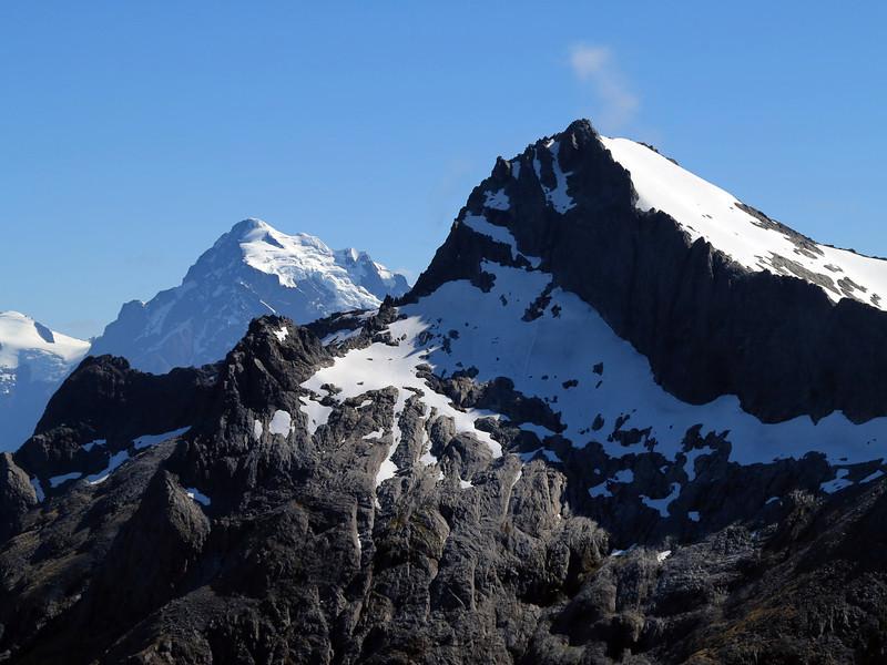 Mt Tutoko and Macpherson