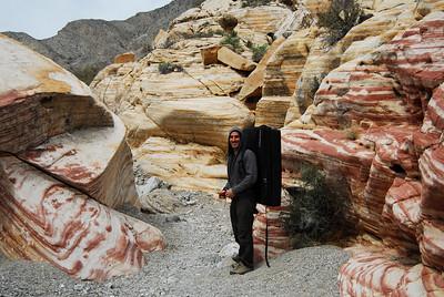 Death Valley Roadtrip & Vegas Redrocks - Mar 2010
