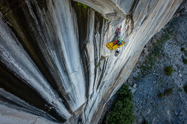 Yosemite National Park May-June 2018