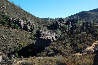 Pinnacles - Sept 2009