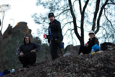 Pinnacles - November 2009