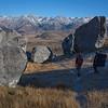 Flock Hil bouldering area