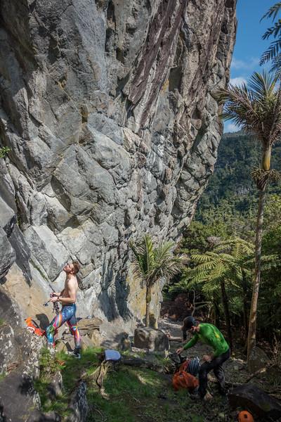 Tairua Crag, Coromandel September 15-16 2018