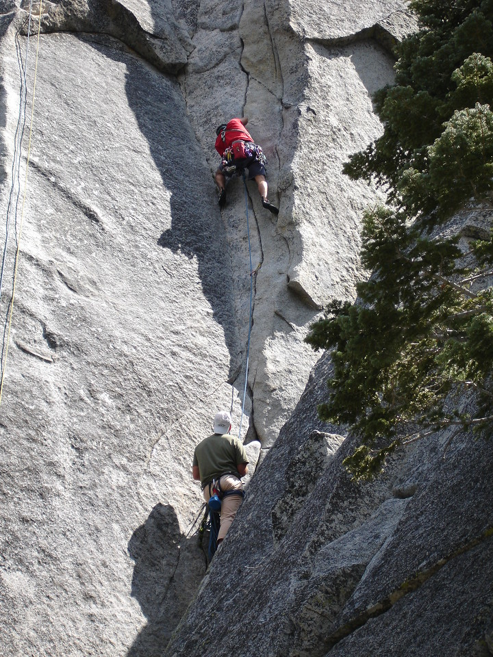 Marty launches into Flower of High Rank 5.9. Suicide Rock.