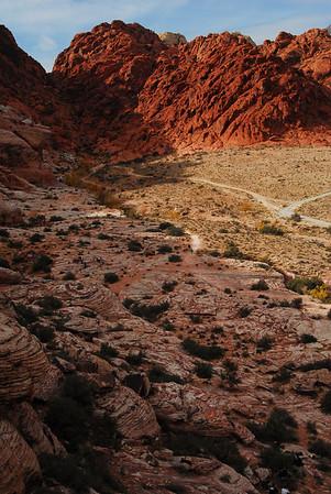 Vegas Redrocks - Nov 2009