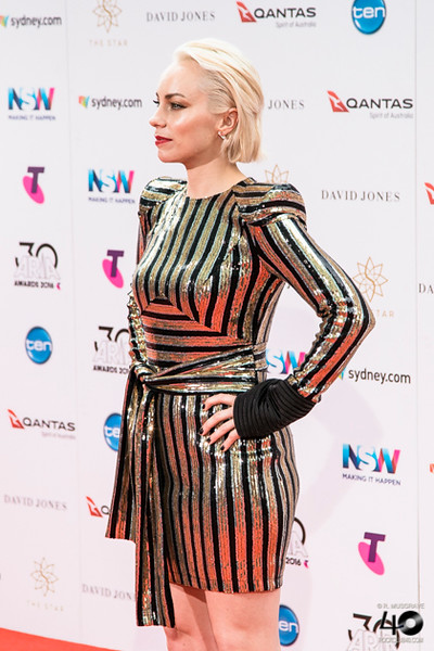 2016 ARIA Awards Red Carpet