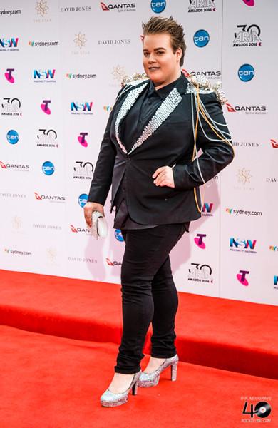 2016 ARIA Awards Red Carpet