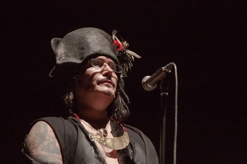Adam Ant at The Enmore Theatre 23 March 2012