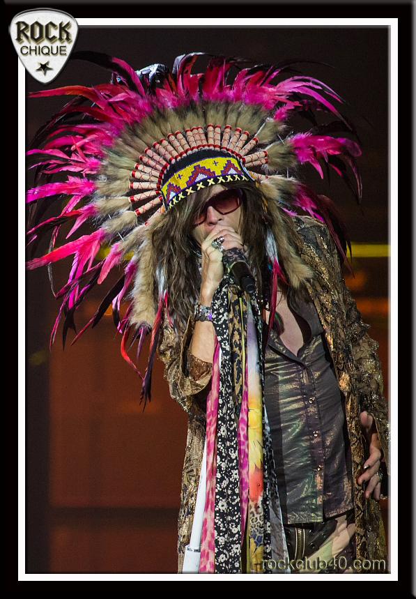 Aerosmith and Dead Daisies in Brisbane