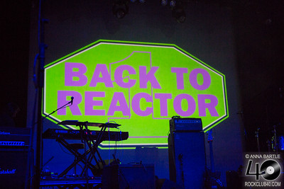 Back to Reactor 1