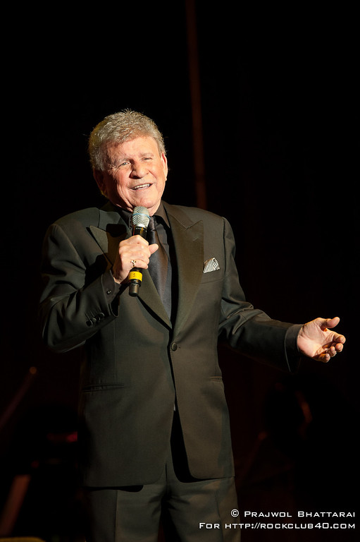 Bobby Rydell at Evan Theatre Penrith - 7 February 2014