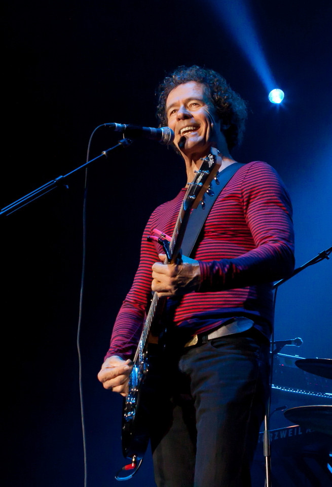 Choirboys support Def Leppard at Newcastle Entertainment Centre