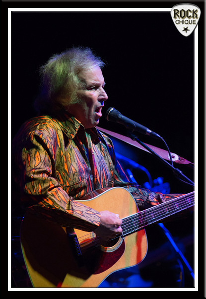 Don McLean at WIN Wollongong
