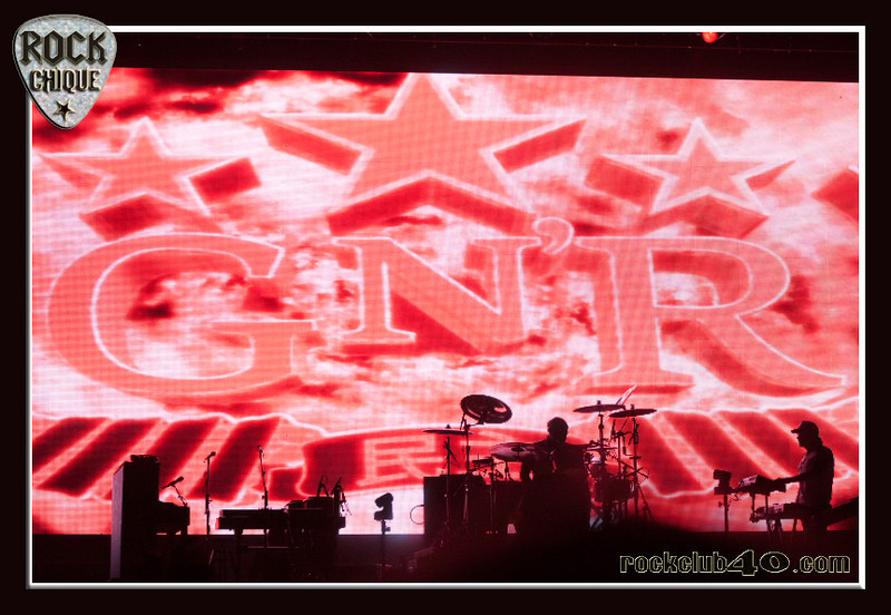 "GUNS N' ROSES at Allphones Arena.  Please share this gallery with your friends and hit the ""like"" button.  No unauthorised reproduction is permitted.."